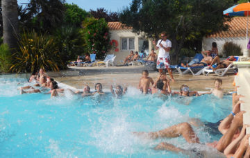 Animation Camping Piscine