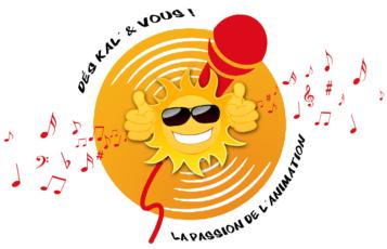 Animation Camping Logo