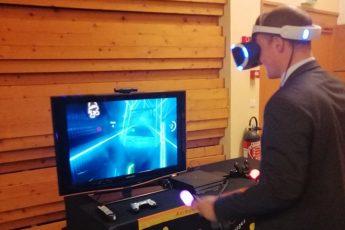 Animation Séminaire Realité Virtuelle