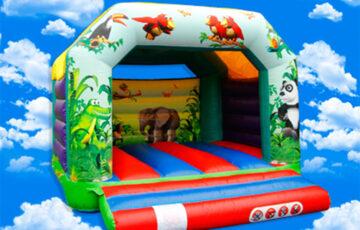 Chateau Gonglable pour Enfants